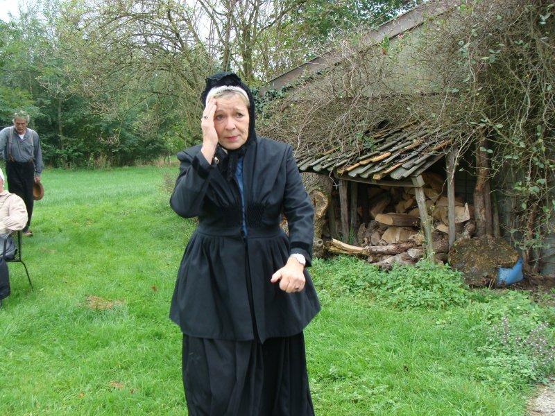 Vrouw Seinhorst