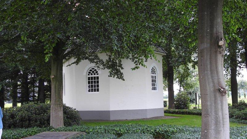 prachtige locatie om te spelen, kapel Sinderen